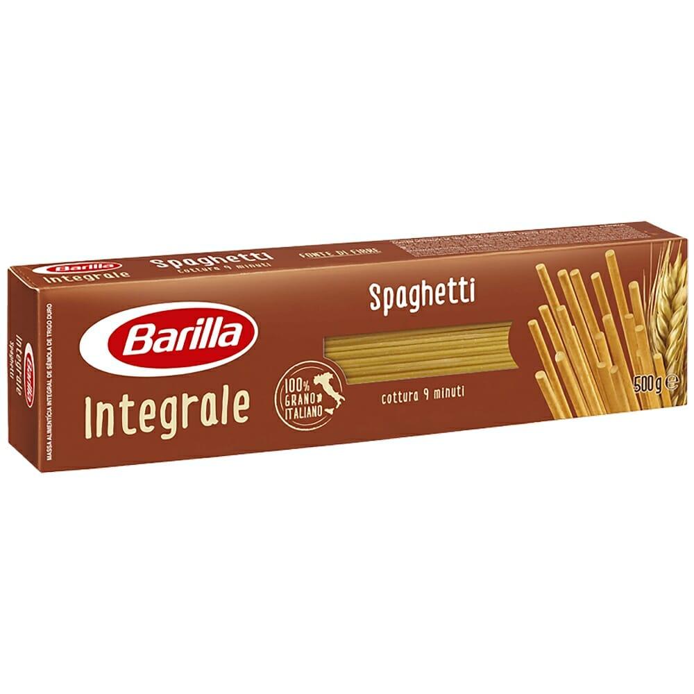 Barilla 5 Spaghetti Integrali - 500 gr