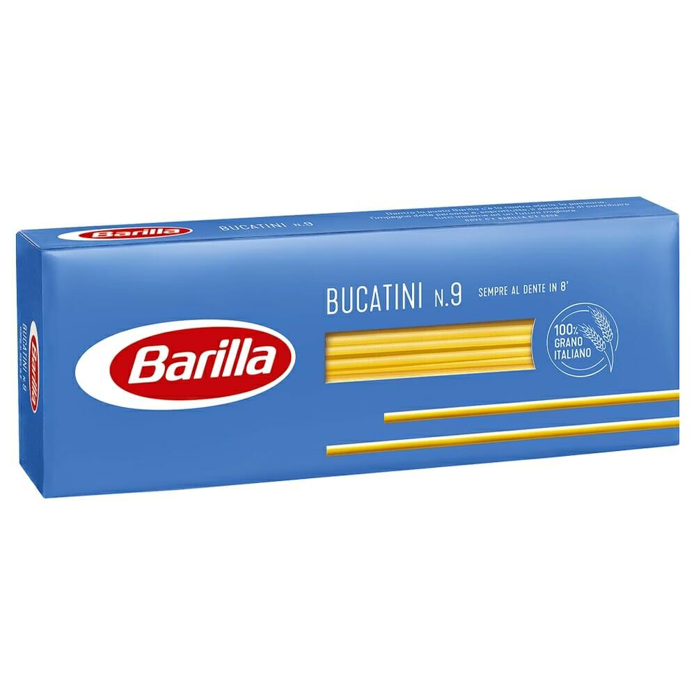 Barilla 9 Bucatini - 500 gr