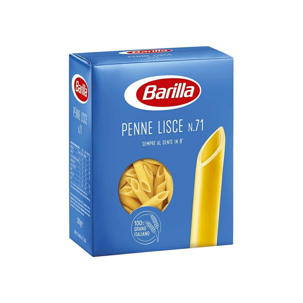Barilla 71 Penne Lisce - 500 gr