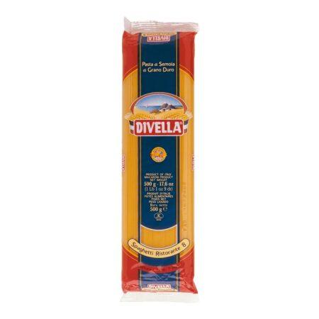 Divella 8 Spaghetti Ristorante - 500 gr