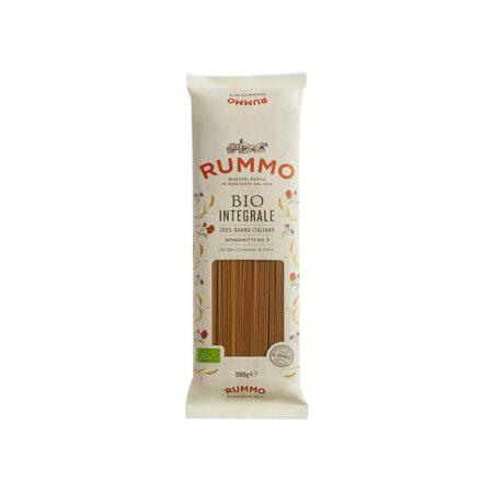Rummo 3 Spaghetti Integrali Bio - 500 gr
