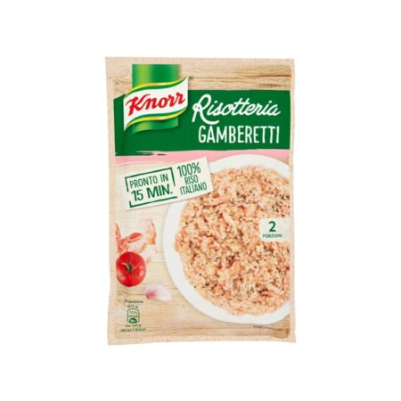 Knorr Risotto ai Gamberetti - 175 gr