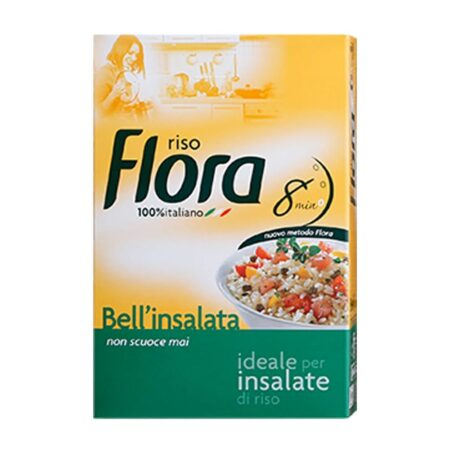 Flora Riso Parboiled Bell'Insalata - 1Kg
