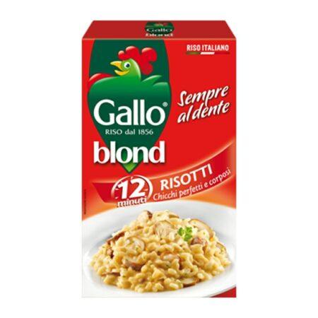 Gallo Riso Blond Risotti - 1Kg