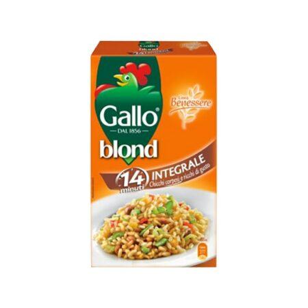 Gallo Riso Integrale - 500 gr