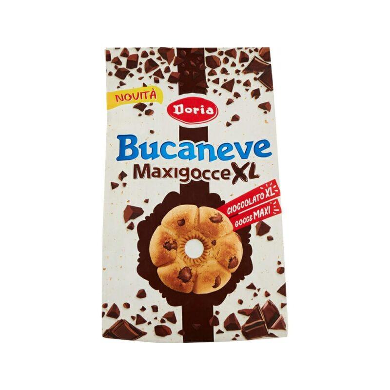 Doria Bucaneve Maxi Gocce di Cioccolato - 300 gr