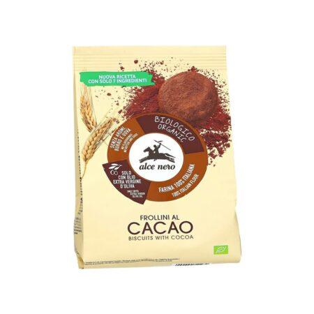 Alce Nero Frollini al Cacao Bio - 350 gr