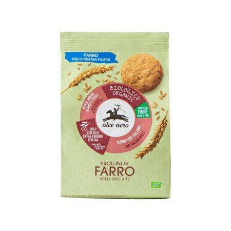 Alce Nero Frollini al Farro Bio - 300 gr
