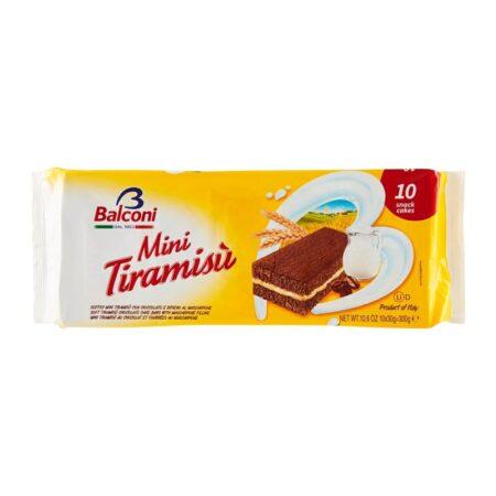 Balconi Mini Tiramis� - 400 gr