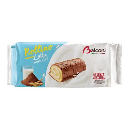Balconi Rollino Latte - 222 gr