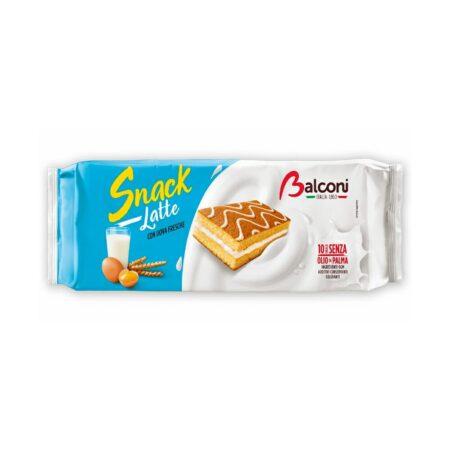 Balconi Snack al Latte - 330 gr