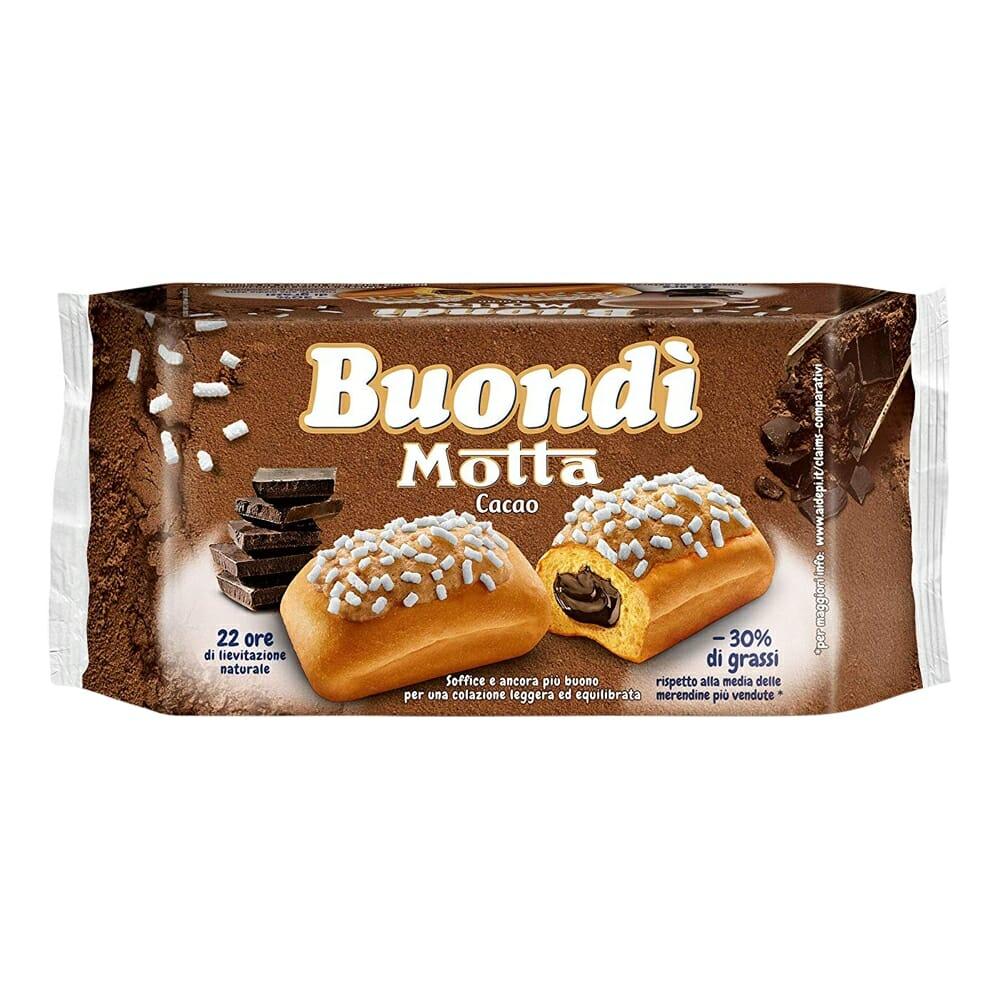 Motta Buond� Cacao - 258 gr