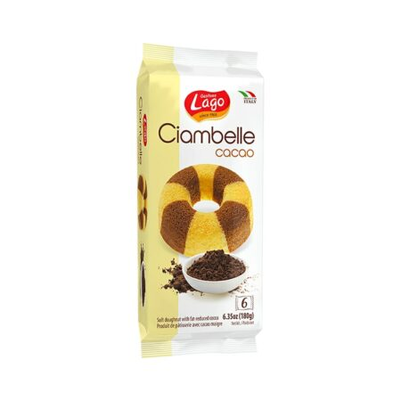 Elledi Le Ciambelle Cacao - 180 gr