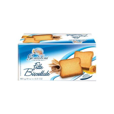 Gentilini Fette Biscottate Classiche - 185 gr