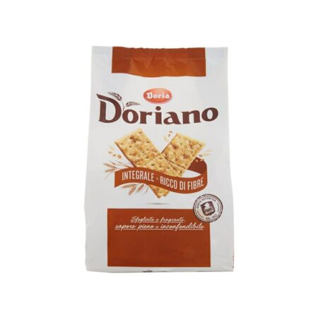 Doriano Crackers Integrali - 700 gr