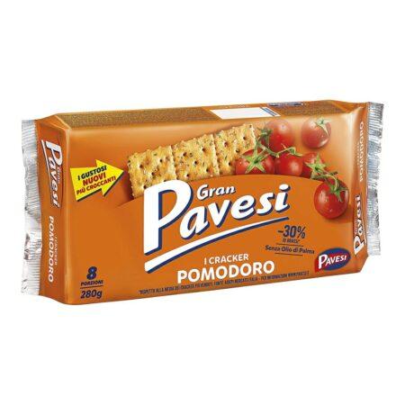 Gran Pavesi Cracker al Pomodoro - 280 gr