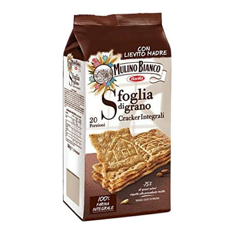 Mulino Bianco Cracker Integrali - 500 gr