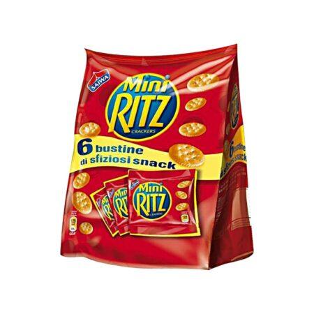 Ritz Mini Multipack 6 pz - 240 gr