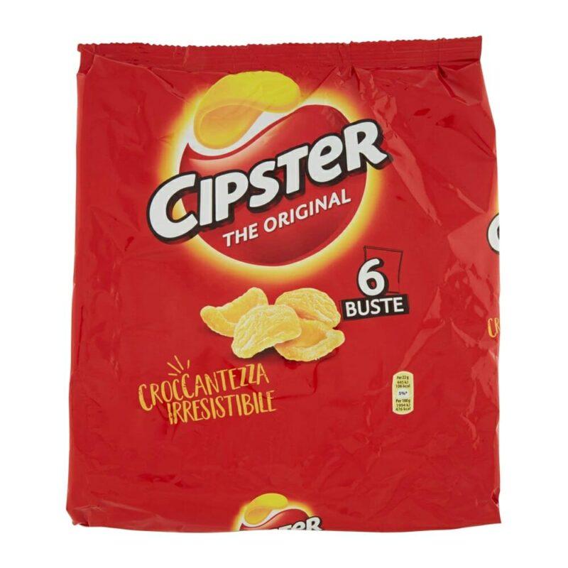 Cipster Multipack 6 pz - 132 gr