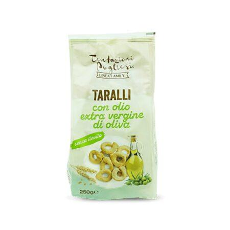 Tentazioni Pugliesi Taralli Tradizionali - 250 gr