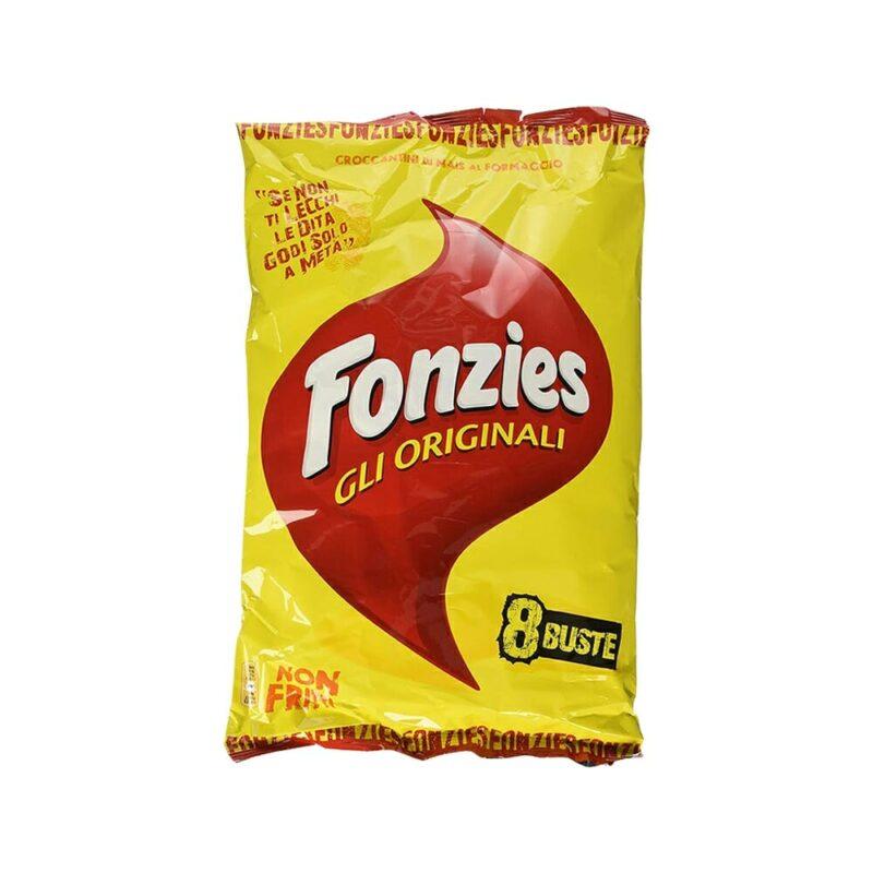 Fonzies Multipack 8 pz - 188  gr