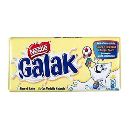 Nestl� Galak Cioccolato Bianco - 40 gr