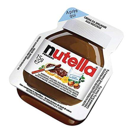 Ferrero Nutella Monoporzione 120 pz - 1,8 Kg