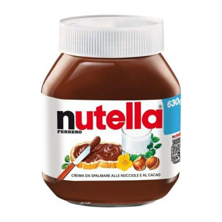 Ferrero Nutella - 600 gr