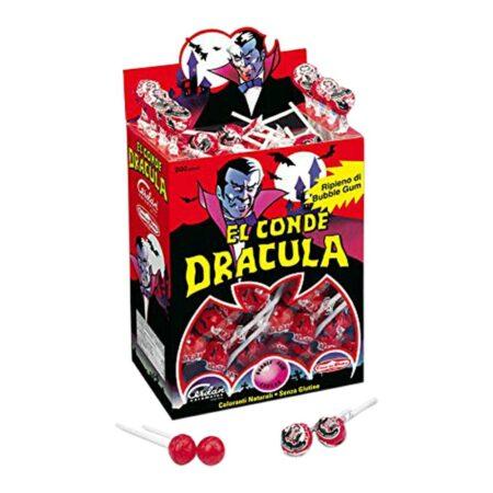 Casa Del Dolce El Conte Dragula Lollipop ripieno - 200 pz