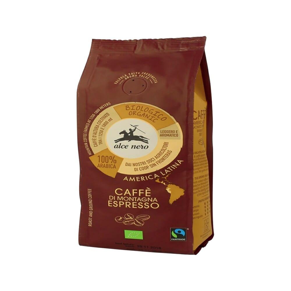 Alce Nero Caff� Macinato Arabica Bio - 250 gr