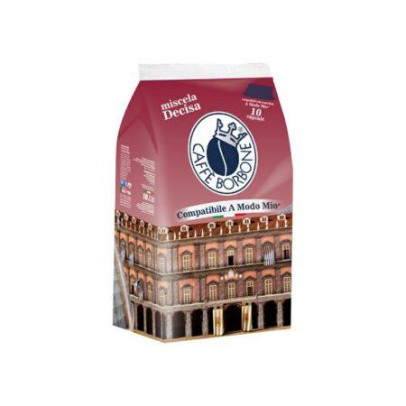 Borbone Caff� Decisa A Modo Mio - 10 Capsule