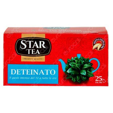 Star Tea Deteinato - 25 Filtri