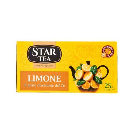 Star Tea Limone- 25 Filtri