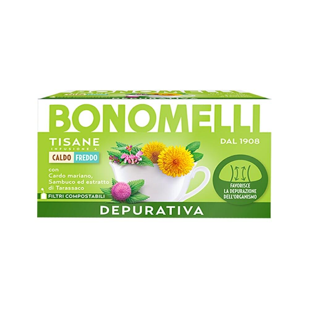 Bonomelli Tisana Depurativa - 16Filtri