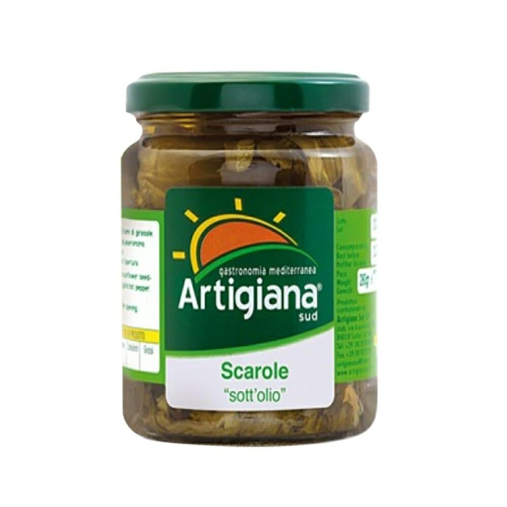 Artigiana Sud Scarola Condite sott'olio- 280 gr