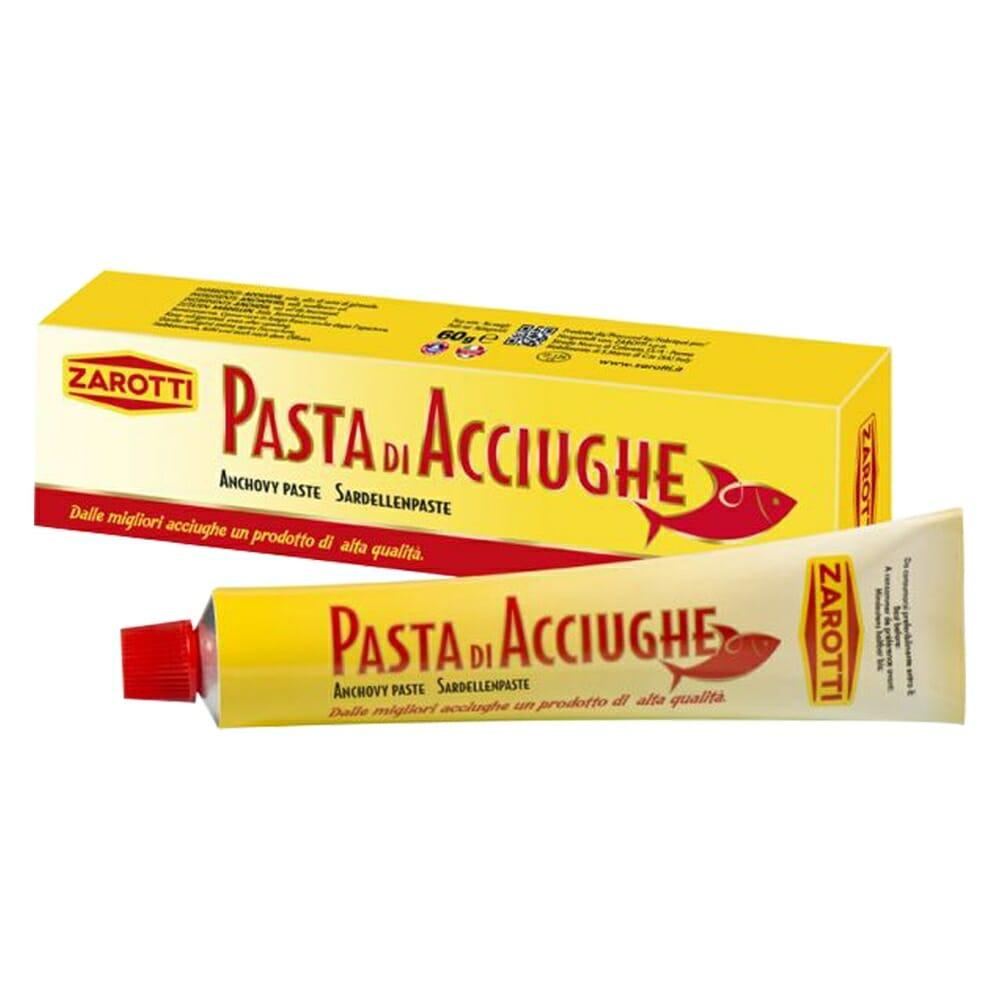 Zarotti Pasta di Acciughe - 60 gr