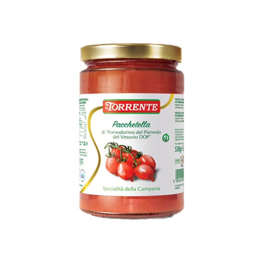 "La Torrente Pacchetelle Pomodorini del Piennolo  ""DOP"" - 330 gr"