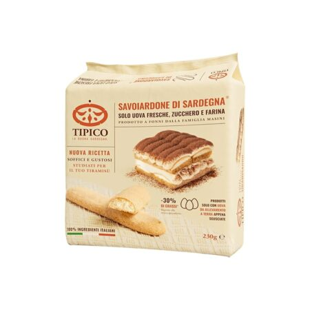 Tipico Savoiardone di Sardegna - 230 gr