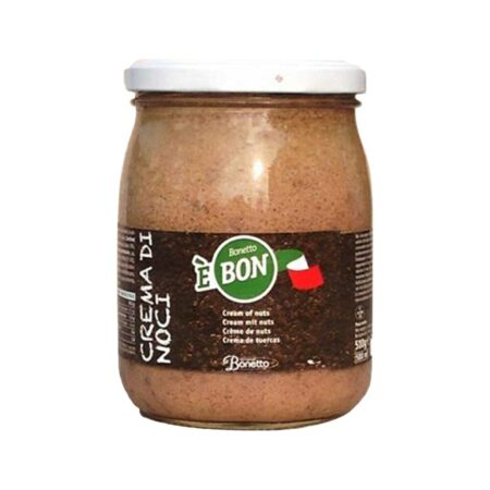 Bonetto Crema di Noci - 510 gr