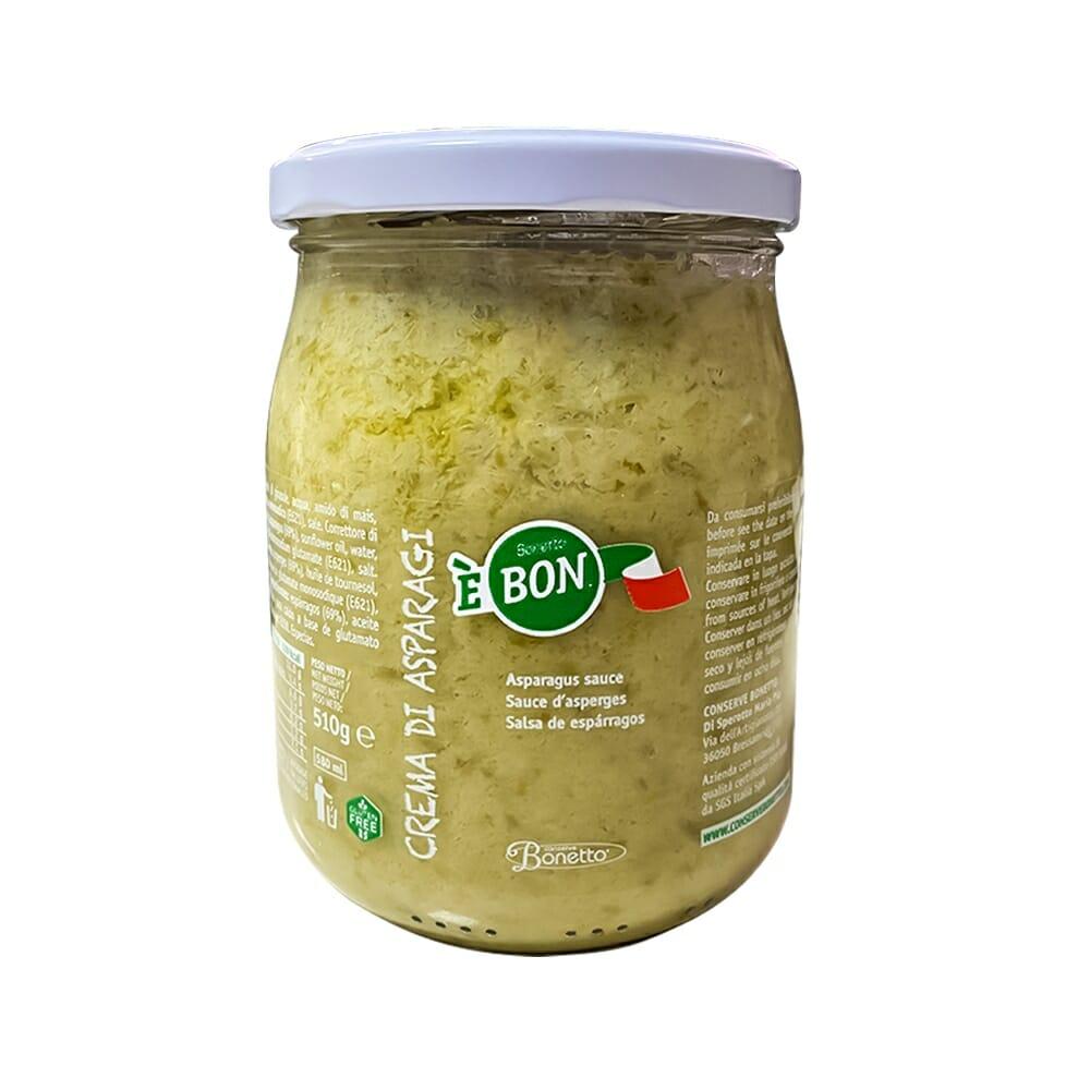 Bonetto Crema di Asparagi - 510 gr