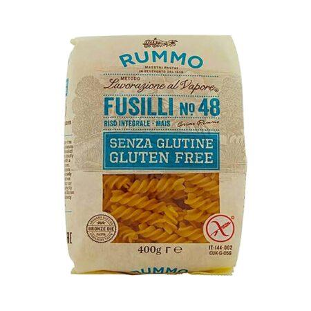 Rummo 48 Fusilli Senza Glutine - 400 gr