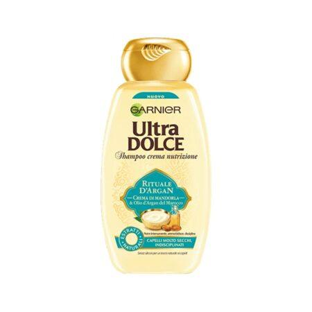Garnier Ultra Dolce Shampoo Rituale d'Argan - 300 ml