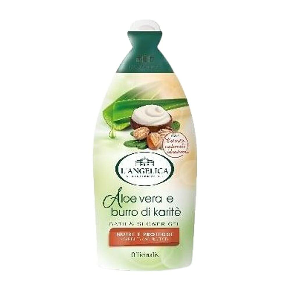 L'Angelica Bagnodoccia Nutriente Aloe Vera e Karite - 500 ml