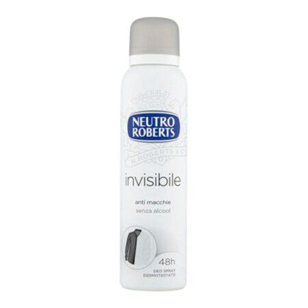 Neutro Roberts Deodorante Spray Invisible - 150 ml