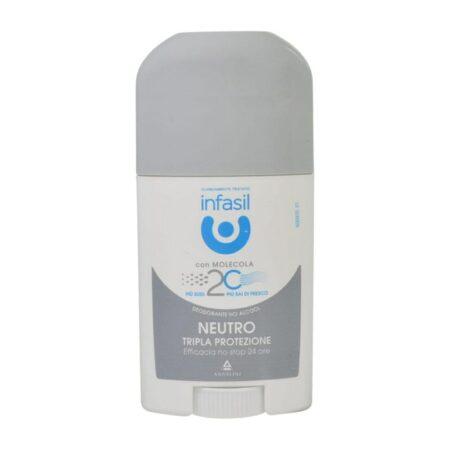 Infasil Tripla Protezione Deodorante Stick  - 40 ml