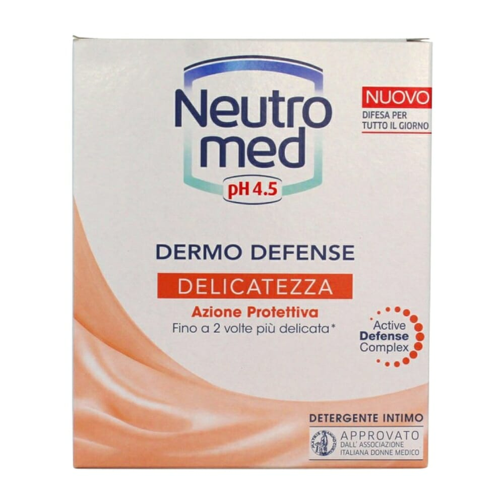 NeutroMed Detergente Intimo Delicato - 200 ml