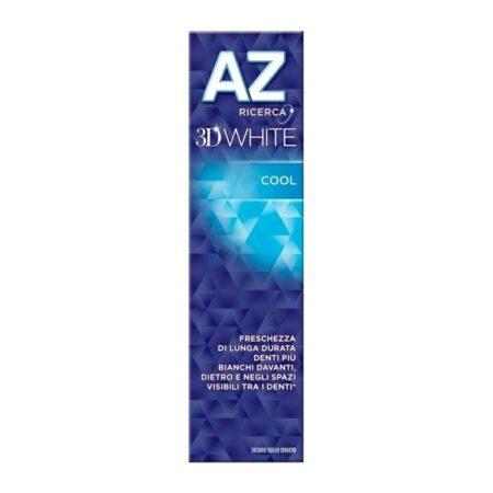 AZ Dentifricio 3D White & Cool - 75 ml