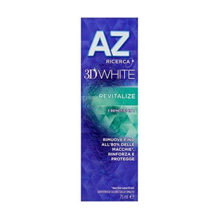 AZ Dentifricio 3D White Revitalize - 75 ml