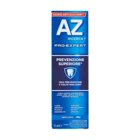 AZ Dentifricio Pro-Expert Prevenzione Superiore - 75 ml