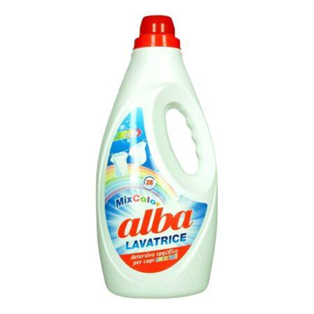 Alba Detersivo Lavatrice Mix Color 28 lav. - 1850 ml